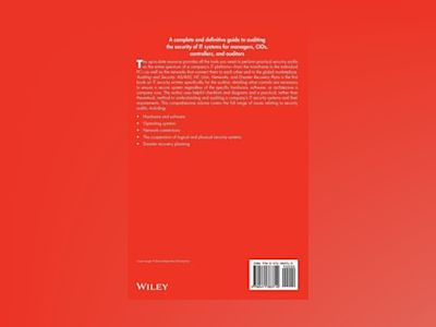 Auditing and Security: AS/400, NT, UNIX, Networks, and Disaster Recovery Pl av Yusufali F. Musaji