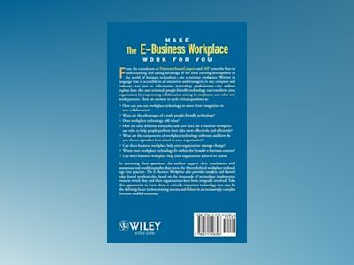 The E-Business Workplace: Discovering the Power of Enterprise Portals av PricewaterhouseCoopers LLP