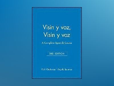 Visi n y voz: A Complete Spanish Course, 3rd Edition, Electronic Workbook, av Vicki Galloway