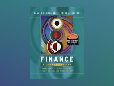 WIE Finance: An Introduction to Markets, Investments and Management, 11th E av Ronald W. Melicher