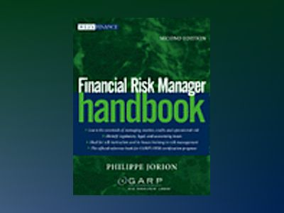 Financial Risk Manager Hdbk 2e av Philippe Jorion