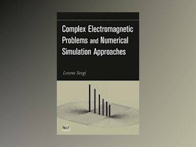 Complex Electromagnetic Problems and Numerical Simulation Approaches av Levent Sevgi