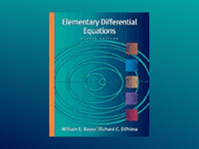 Elementary Differential Equations, with ODE Architect CD, 8th Edition av William E. Boyce