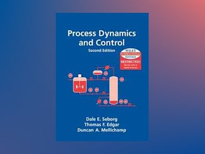 WIE Process Dynamics and Control, 2nd Edition av Dale E. Seborg