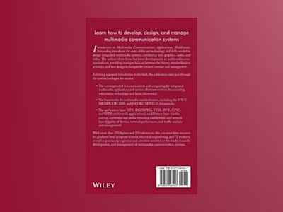 Introduction to Multimedia Communications: Applications, Middleware, Networ av KamisettyRao