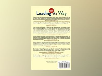 Leading the Way: Three Truths from the Top Companies for Leaders av Robert Gandossy