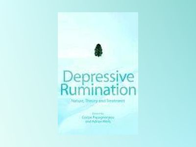 Depressive Rumination: Nature, Theory and Treatment av Costas Papageorgiou