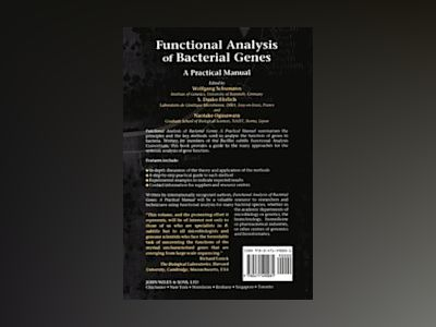 Functional Analysis of Bacterial Genes: A Practical Manual av Wolfgang Schumann