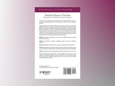Substance Misuse in Psychosis: Approaches to Treatment and Service Delivery av Hermine L. Graham