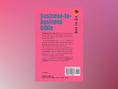 Work the Web, Business-to-Business Bible av Simon Collin