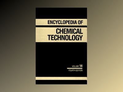 Kirk-Othmer Encyclopedia of Chemical Technology, Volume 14, Imaging Technol av Kirk-Othmer