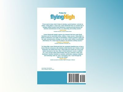 Flying High: How JetBlue Founder and CEO David Neeleman Beats the Competiti av James Wynbrandt
