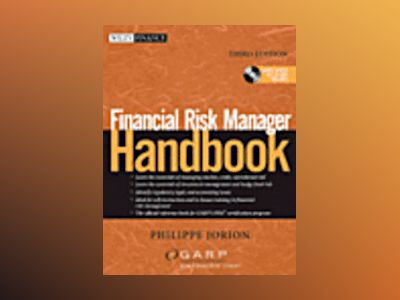 Financial Risk Manager Handbook, 3rd Edition av Philippe Jorion