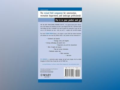 The Site Calculations Pocket Reference, 2nd Edition av Ed Hannan