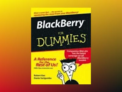 BlackBerry For Dummies av Robert Kao