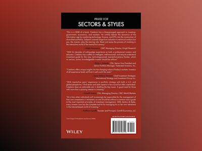 Sectors and Styles: A New Approach to Outperforming the Market av Vincent Catalano