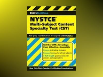 CliffsTestPrep NYSTCE: Multi-Subject Content Specialty Test (CST) av American BookWorks Corporation
