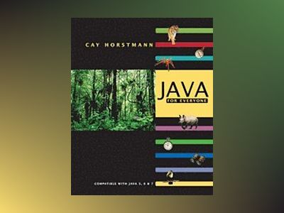 Java For Everyone av Cay S. Horstmann