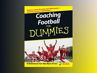 Coaching Football For Dummies av National Alliance of Youth Sports