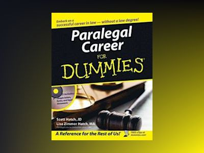 Paralegal Career For Dummies av Scott Hatch
