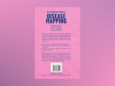 An Introductory Guide to Disease Mapping av Andrew B. Lawson