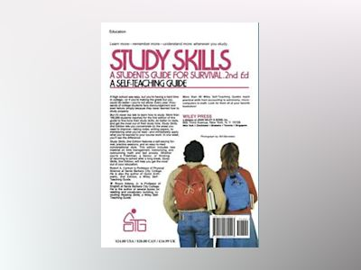 Study Skills: A Student's Guide to Survival, 2nd Edition av Robert A. Carman