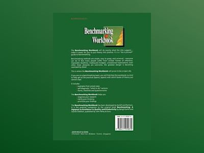 Benchmarking Workbook: With Examples and Ready-Made Forms av Bengt Karlöf