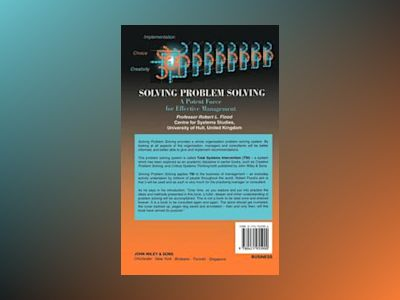 Solving Problem Solving: A Potent Force for Effective Management av Robert L. Flood