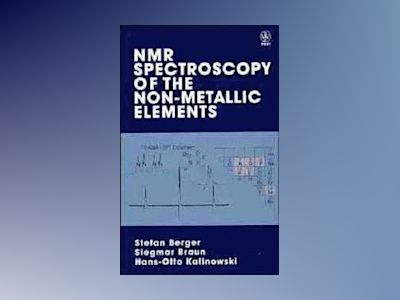 Nmr-spectroscopy of non-metallic elements av Etc.