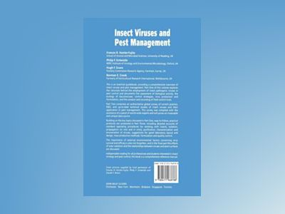 Insect Viruses and Pest Management av Frances R. Hunter-Fujita