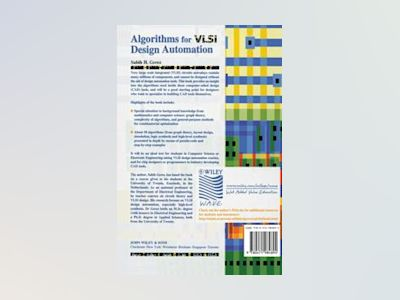 Algorithms for VLSI Design Automation av Sabih H. Gerez