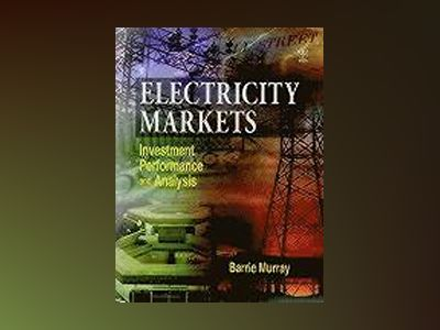 Electricity Markets: Investment, Performance and Analysis av Barrie Murray