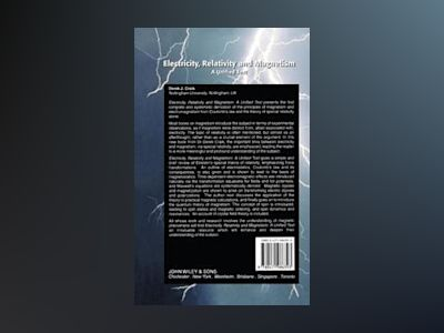 Electricity, Relativity and Magnetism: A Unified Text av Derek J. Craik