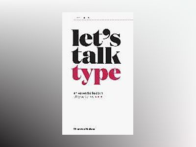 Lets Talk Type av Tony Seddon