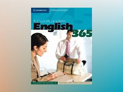 English365 3 students book av Simon Sweeney