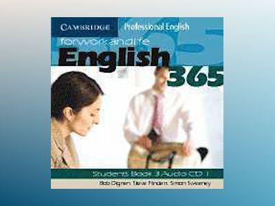 English365 3 audio cd set (2 cds) av Simon Sweeney