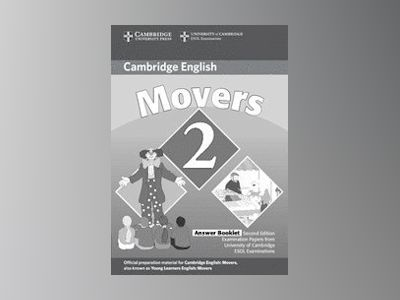 Cambridge young learners english tests movers 2 students book - examination av Cambridge Esol