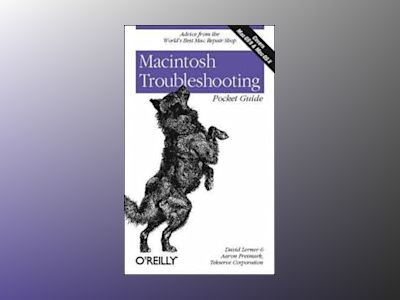 Macintosh Troubleshooting Pocket Guide av Lerner