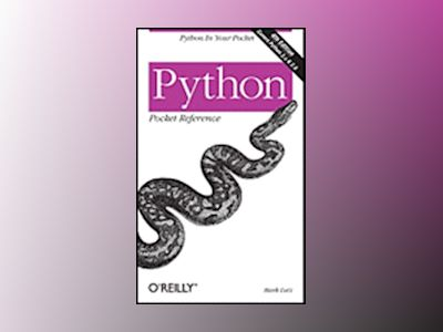 Python Pocket Reference av Mark Lutz