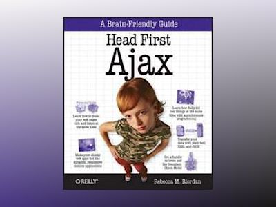 Head First Ajax av Rebecca M Riordan
