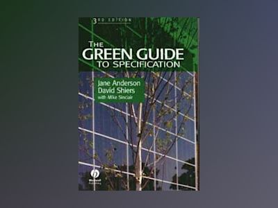 Green guide to specification av David Shiers