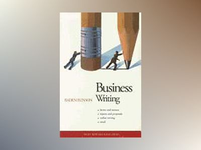 Business Writing av Baden Eunson