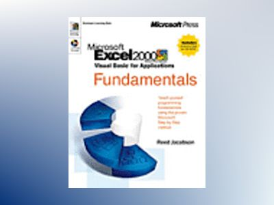 Microsoft Excel 2000/Visual Basic for Applications Fundamentals av Reed Jacobson