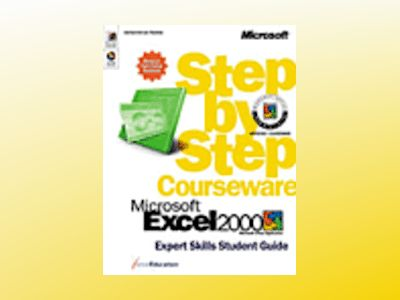 Microsoft Excel 2000 Step by Step Courseware Expert Skills Color Class Pack av ActiveEducation