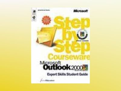 Microsoft Outlook 2000 Step by Step Courseware Expert Skills Color Class Pa av ActiveEducation