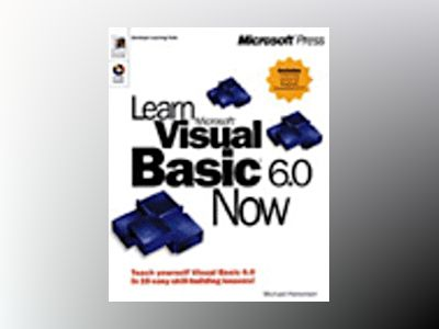 Learn Microsoft Visual Basic 6.0 Now  av Michael Halvorson