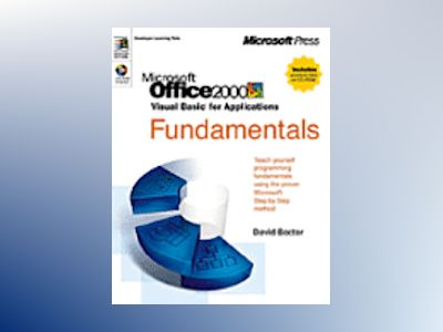 Microsoft Office 2000 VBA Fundamentals/Mastering Solution Set  av David Boctor