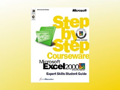 Microsoft Excel 2000 Step by Step Courseware Expert Skills Class Pack av ActiveEducation