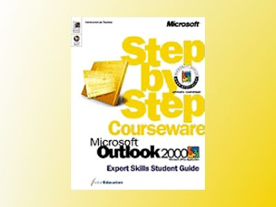 Microsoft Outlook 2000 Step by Step Courseware Expert Skills Class Pack av ActiveEducation