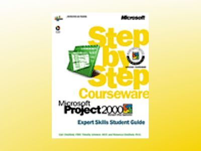 Microsoft Project 2000 Step by Step Courseware Expert Skills Class Pack av Carl Chatfield